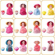 <b>1pcs</b> 15.5cm Cup Cake Doll Flavor <b>Mini</b> Deformable Pastry <b>Princess</b> ...