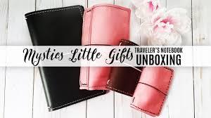 Unboxing: Mystics Little <b>Gifts</b> Italo Wallets, Personal & Standard Size ...