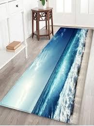 <b>Shanghaojupin</b> Wave <b>Flannel</b> Material Non-slip <b>Floor</b> Mat | Rugs on ...