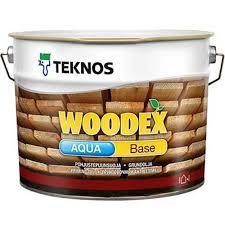 <b>Антисептик грунтовочный</b> Teknos Woodex Aqua Base 10 л
