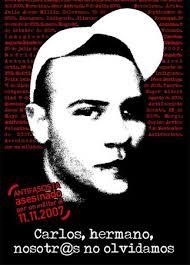 Homenaje a Carlos Javier Palomino. http://www.youtube.com/watch?v=uP3lvDL2XRA. Publicado por Francisco Cortés en 10:49 - 208786_carlos_p