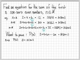 proof and problem solving induction example 02 proof and problem solving induction example 02