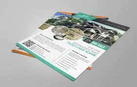 make an impression these beautiful real estate flyer templates real estate flyers