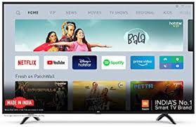 <b>Mi TV</b> 4X 138.8 cm Ultra HD Android LED <b>TV</b>: Amazon.in: Electronics