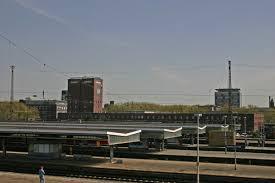 Oberhausen Hauptbahnhof