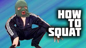 How to <b>squat</b> like Slav - YouTube