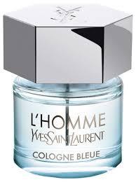 <b>Туалетная вода Yves Saint Laurent L'Homme</b> Cologne Bleue ...