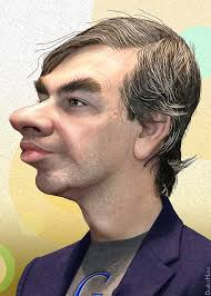 <b>Larry Page</b> – (CC) DonkeyHotey. Ce principe me semble davantage idéologique <b>...</b> - Larry-Page