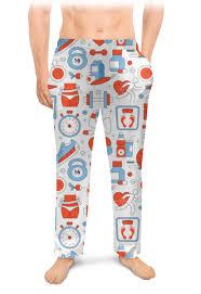Мужские пижамные штаны <b>Спорт</b>, <b>фитнес</b> #2625452 – заказать ...