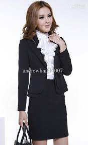 women formal suit lady office work suits summer office skirt whole cheap women suit online gender best women formal suit lady office work suits summer office skirt fashion interview apparel women