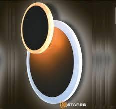 Светодиодный светильник, <b>бра Estares Geometria</b> round 12W R ...