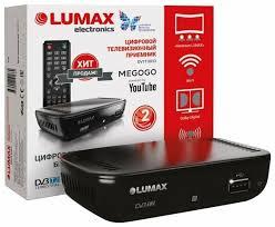 TV-<b>тюнер LUMAX DV</b>-<b>1110HD</b> — купить по выгодной цене на ...
