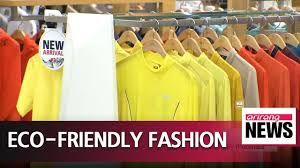<b>Eco</b>-<b>friendly</b> trend spreads to <b>fashion</b> industry - YouTube