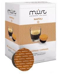 <b>Кофе в капсулах</b> MUST <b>Napoli</b> (16 шт.) — купить по выгодной ...