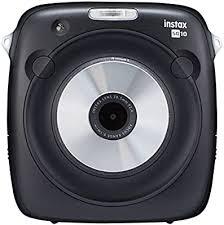 <b>Fujifilm Instax SQUARE</b> SQ10 Hybrid Instant Camera - <b>Black</b>