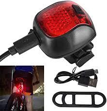 Keemov 1PCS Bike Tail Light Indicator Waterproof ... - Amazon.com