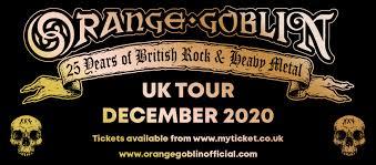 <b>Orange Goblin - The</b> Globe Cardiff : The Globe Cardiff