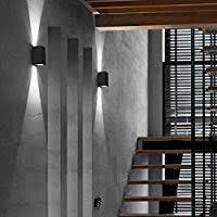 alloet <b>Modern LED</b> Wall Lamp Waterproof Living Room Bedside ...