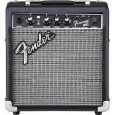 <b>Комбоусилитель Fender Frontman</b> 10G - купить в Москве по ...