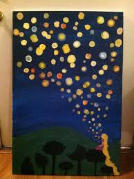paint bedroom photos baadb w h: rapunzels lantern painting from disneys tangled by lilliesnest  i could