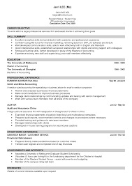 examples of good resumes com examples of good resumes to inspire you how to create a good resume 20