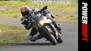 <b>KTM RC 125</b> : India's smallest sports bike : PowerDrift - YouTube