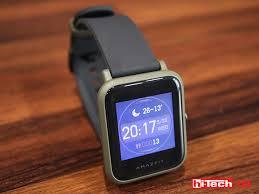 Между мирами: что могут <b>умные часы Xiaomi Amazfit</b> Bip - hi-Tech ...