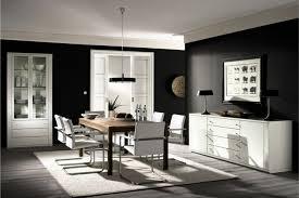 Esszimmer Gestalten Wände : Wandfarbe schwarz beispiele für gelungene innendesigns fresh