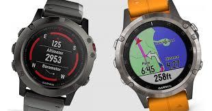 <b>Garmin Fenix 5 Plus</b> v Fenix 5: It's the battle of the outdoor watches
