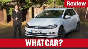 <b>2019 Volkswagen Polo</b> Review   What Car? - YouTube