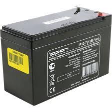Аккумулятор для <b>ИБП</b> 12V 7Ah <b>Ippon</b> IP12-7 — купить, цена и ...