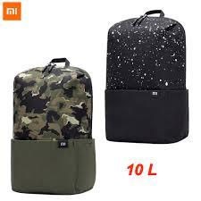 <b>Original Xiaomi Mi</b> Colorful <b>Backpack</b> 10L Bag Small Size Shoulder ...