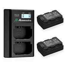 $79.99 <b>Powerextra</b> 2 Pack Replacement Sony <b>NP</b>-<b>FZ100</b> Battery ...