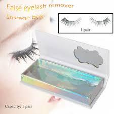 <b>Empty False Eyelash Care</b> Storage Case Box Container Holder ...