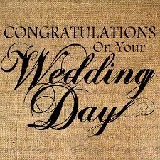 Image result for wedding congratulations