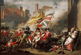 top causes of the american war of independence 1 2 british battle victories over us war of independence