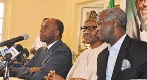 Image result for Video: Saraki reads ministerial list submitted by Buhari