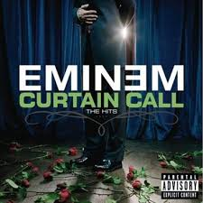 <b>Eminem</b> - <b>Curtain Call</b> - The Hits - LPx2 – Rough Trade