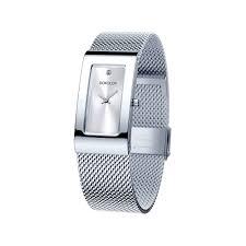 <b>Женские стальные</b> прямоугольные <b>часы SOKOLOV</b> – купить в ...