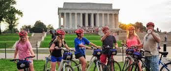 Monuments Bike Tour | Washington Monument Tours | Bike and Roll ...
