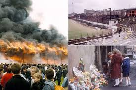 「1985 Bradford City stadium fire」の画像検索結果