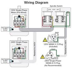 reversing motors with a drum switch readingrat net 240v Single Phase Motor Wiring Diagram wiring diagram for drum switch the wiring diagram, wiring diagram Wiring Diagram Single Phase to Phase 3