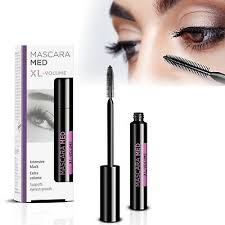 <b>Mascara Med</b> XL Extension <b>Eyelashes</b> Support <b>Growth</b> Volume ...