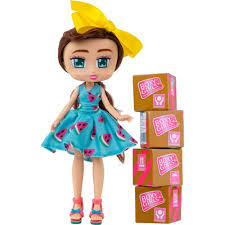 <b>Кукла</b> 1Toy <b>Boxy Girls Brooklyn</b> с аксессуарами 20 см, артикул ...