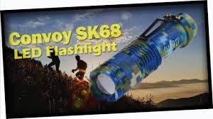 <b>SK68 CREE XPE</b> - <b>Q5</b> LED Flashlight from GearBest.com