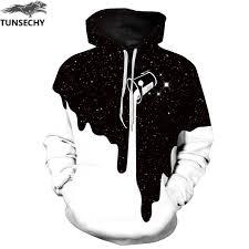 TUNSECHY Hot Fashion <b>Men</b>/<b>Women 3D Sweatshirts</b> Print Milk ...