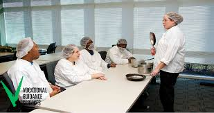 food service skills training vocational guidance services food service skills training