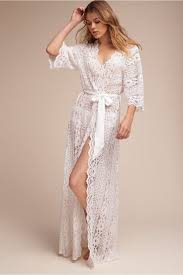 Willow <b>Lace</b> Robe