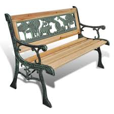 Wooden <b>Children Garden Bench</b> - <b>84</b> cm - Free UK Delivery On All ...