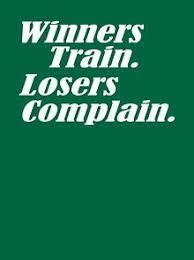 <b>Winners Train Losers</b> Complain Gifts & Merchandise | Redbubble